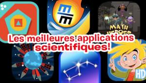 Des suggestions d'applications scientifiques!