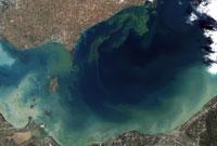 Ça va mal pour le lac Érié!