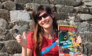 Le magazine Les Débrouillards autour du monde!