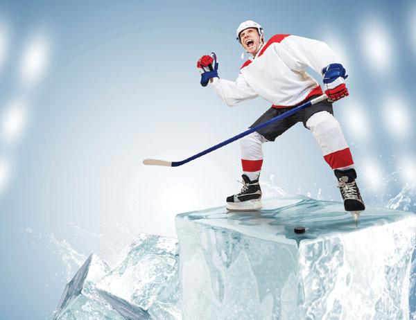 Les meilleurs hockeyeurs du monde au Canada