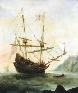 Le bateau de Christophe Colomb?
