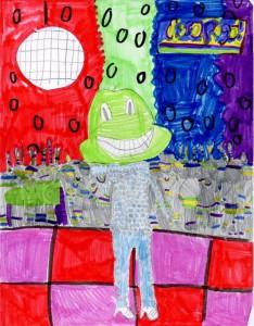 Milla Duguay, 8 ans, Québec