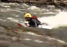 Sport extrême : l'hydroluge