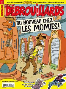 Octobre 2014 – Du nouveau chez les momies!