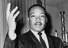 Le discours de Martin Luther King