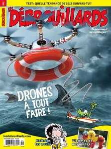 Novembre 2014 – Drones à tout faire!