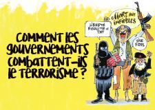 Comment les gouvernements combattent-ils le terrorisme