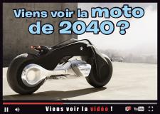 Viens voir la moto du futur