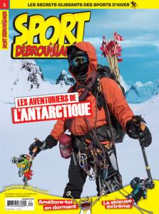 Sport Débrouillards Janvier 2015 – Les aventuriers de l'Antarctique