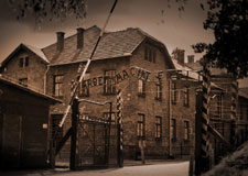 Les 70 ans de la libération d'Auschwitz