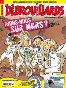 Février 2015 – Irons-nous sur Mars?