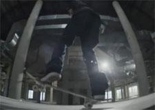 Faire du skate dans un hôtel abandonné!