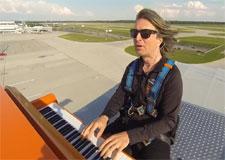 Le pianiste volant