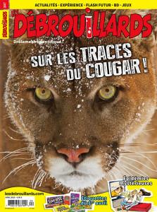 Avril 2015 – Sur les traces du cougar!