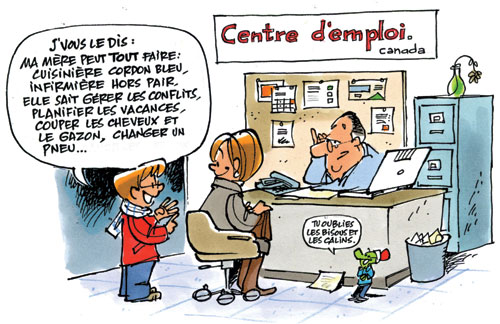 Temps difficiles