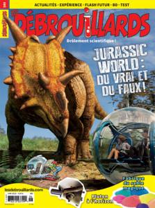 Juin 2015 – Jurassic World : du vrai et du faux !