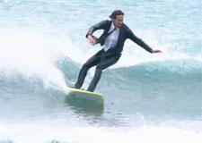 Surfer sans se changer?