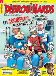 Septembre 2015 – Les accidents, on connaît ça!