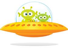 À la recherche des extraterrestres!