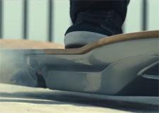 Hoverboard, la planche volante