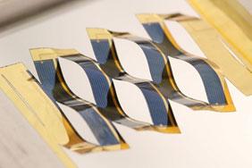 Des panneaux solaires pas ordinaires!