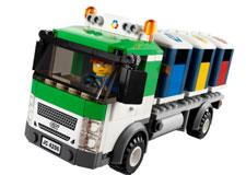 Des Legos écolos – une compagnie s'engage