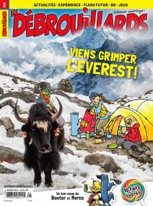 Janvier 2016 – Viens grimper l'Everest !
