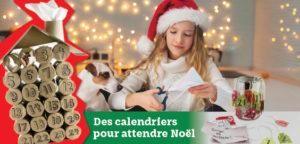 Trois calendriers pour attendre Noël