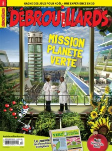 Décembre 2015 – Mission Planète verte