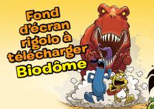 Fond d'écran Biodôme