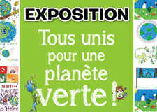 Exposition au Biodôme – Tous unis pour la planète!