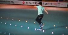 Danser sur roues alignées