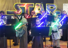 Des musiciens de Québec font le tour du monde grâce à Star Wars!