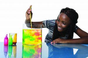 Conseil de Yannick – La fluorescéine, ça me fascine!