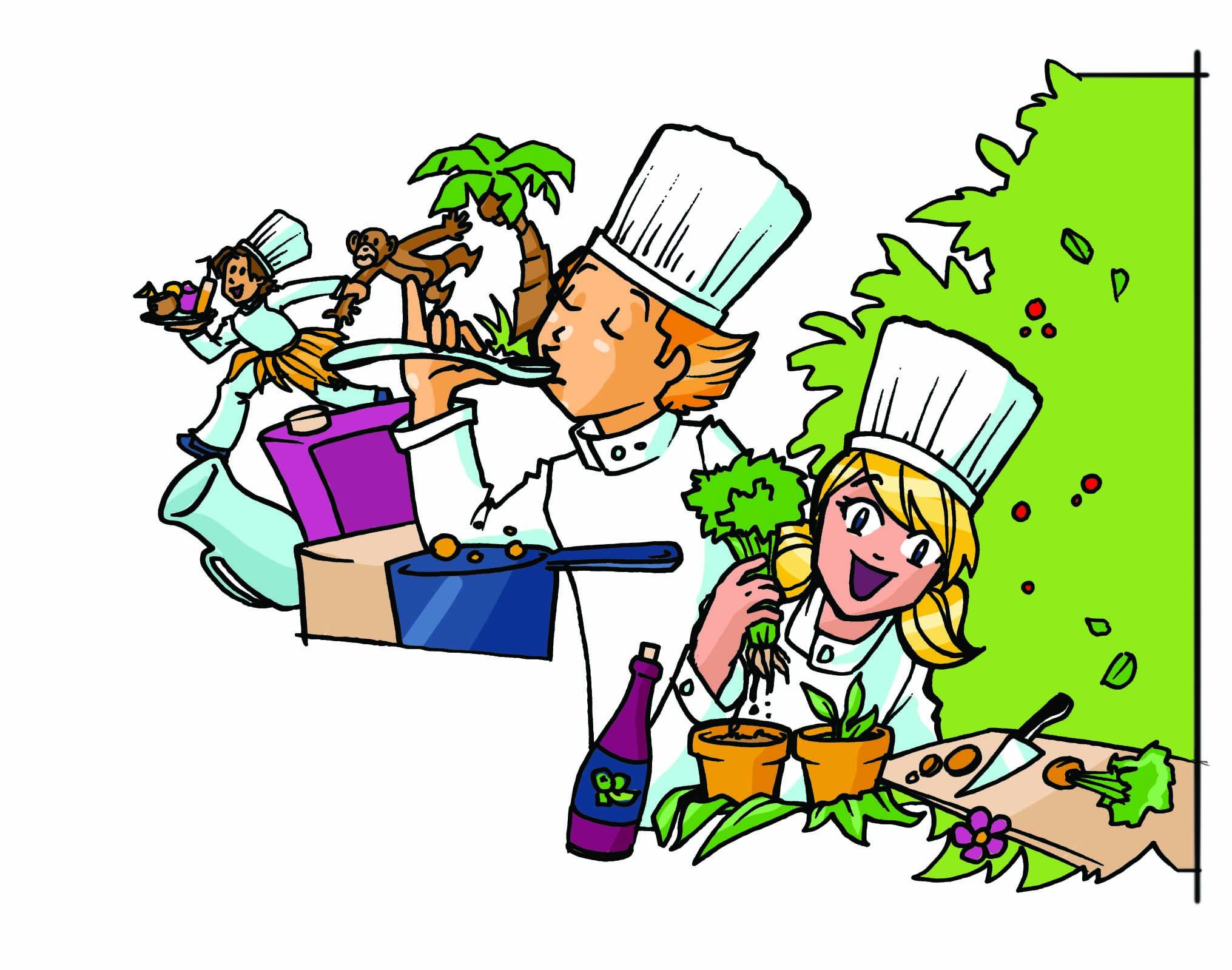 Quel chef cuisinier serais-tu?