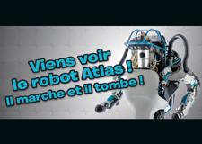 Atlas, le robot nouvelle génération