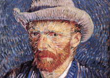 Les tableaux animés du peintre Van Gogh