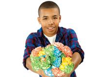 Conseil de Yannick : Des fleurs hautes en couleur !