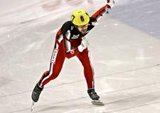 Hamelin et St-Gelais champions du monde en patinage de vitesse!