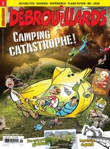 Juin 2016 – Camping catastrophe !