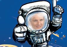 L'astronaute canadien David Saint-Jacques ira dans l'espace en 2018!