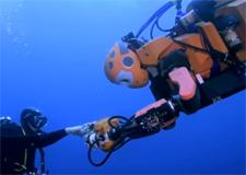 Archéologue nouveau genre : le robot explorateur des fonds marins!