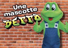 Une mascotte Beppo !