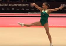 Une gymnaste de 40 ans à Rio!