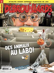 Octobre 2016 – Des animaux au labo!