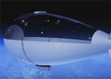Stratobus, le ballon-satellite