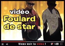 Foulard de star