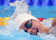 Aurélie Rivard, la reine des Jeux!