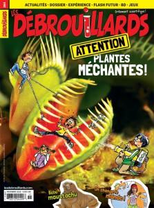 Novembre 2016 – Attention, plantes méchantes!