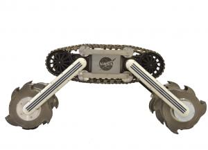 Robot Rassor, le robot-ouvrier sur Mars